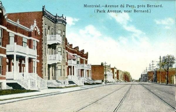 Carte postale coloriée, vers 1910. BAnQ, P547,S1,SS1,SSS1,D2-52,P1771R