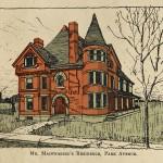 1891 villa Mainwaring