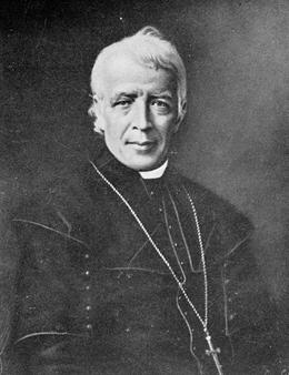 Mgr Ignace Bourget (Bibliothèque et Archives Canada)