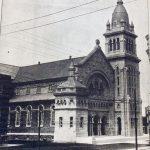 Église Saint-Georges, 1914 [L'action ouvrière, nov. 1914 – BAnQ]