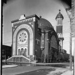 L'église St. Michael vers 1934-35. Musée McCord, VIEW-25605