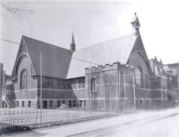 Église de l'Ascension, 1911 [Archives du Diocèse anglican de Montréal]