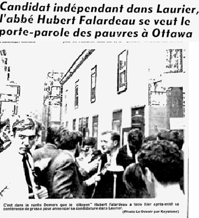 Le Devoir, 6 juin 1968, p. 1.