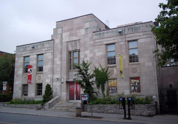 Maison des Jeunesses musicales du Canada, qui occupe aujourd'hui l'espace de la tannerie. (Wikicommon)