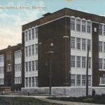 École publique Fairmount, quartier Annex, vers 1915. [Musée McCord, MP-0000.870.1]