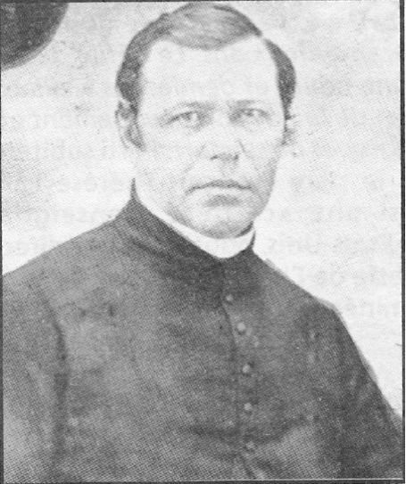Figure 4 – The first priest of Saint-Enfant-Jésus, Father Lahaye (Père François-Thérèse Lahaye…)