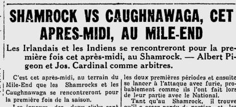 Figure 2 - Le Canada, 12 juillet 1919